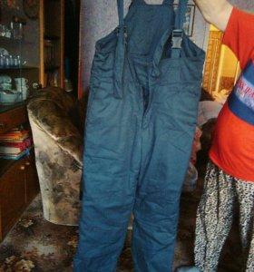 Ватные штаны