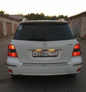 GLK 220 2,2 дизель