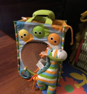 Развивающая игрушка Yookidoo Сумочка-зеркало