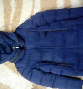Куртка зима.в идеальном состоянии