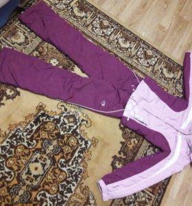 Зимний костюм (штаны и куртка)
