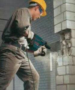 Демонтаж стен,полов и т.д.