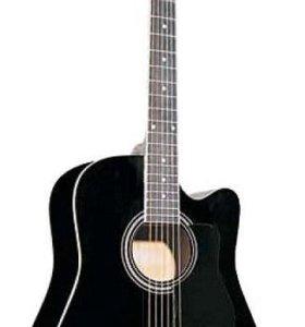 Новая акустическая гитара Caraya(BK)