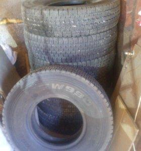 Резина грузовая Bridgestone