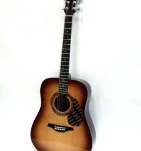 Новая акустическая гитара Hohner