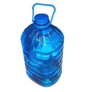 Незамерзающая вода