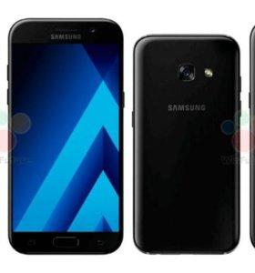 Смартфон Samsung Galaxy (2017) SM-A520F DS 32Gb
