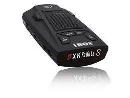 Радар-детектор ibox X7 evolution