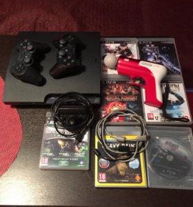 Игровая приставка Sony PS 3