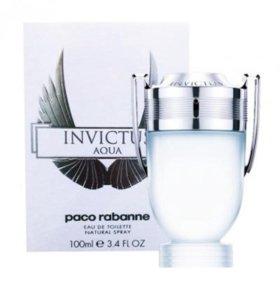 Paco Rabanne Invictus Aqua 100мл.