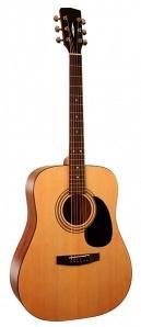 Новая акустическая гитара Parkwood