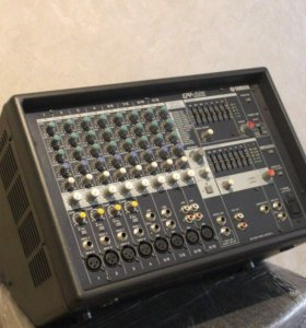 Продам микшерный усилитель YAMAHA EMX-312SC.