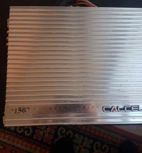 Автомобильные усилители CalCell P1502