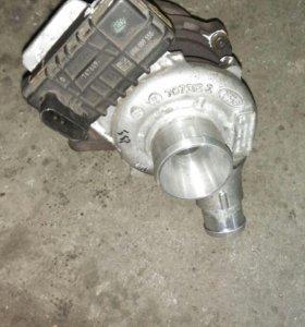 Турбина Форд Транзит мотор 155
