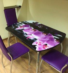 Комплект (стулья,стол)