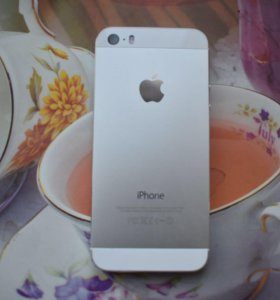 IPhone 5s, 16 GB, Silver