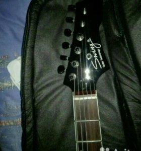 MG-105-BK Электро-гитара Swing