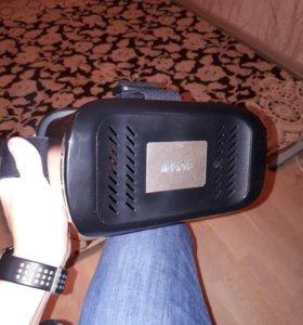 очки виртуальной реальности для телефона