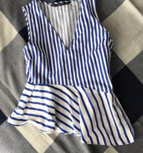 Блузка зара