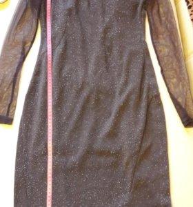 Новое коктейльное платье размер 42-44