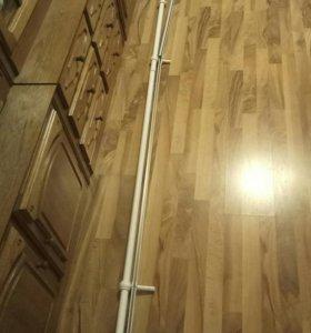 Карниз 3 метра белый