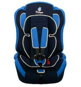 Автокресло Kenga LB513-S Синий