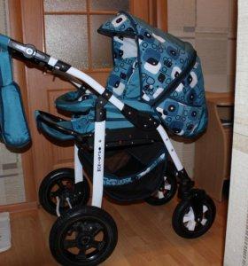 Продается детская коляска 2в1