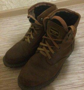 Муж ботинки зимние