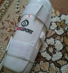 Защита голени в карате