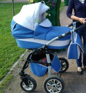 Продам коляску 2 в1 baby fun Julia