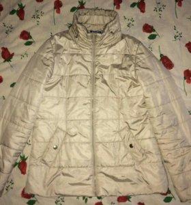 Куртка демисезон 48 размер