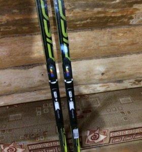 Лыжи гоночные Fischer rcs