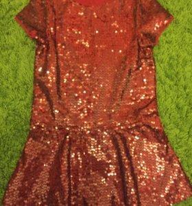 Платья нарядное для девочки