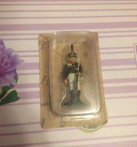 Наполеоновские войны солдатик #1