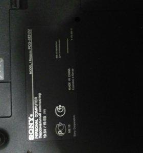 Ноутбук Sony Vaio VPC-F22S1R(i7/8gb)