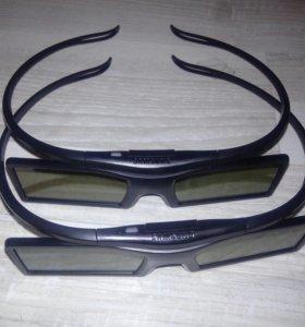 3 D очки.телевизор самсунг