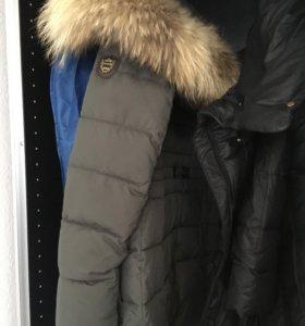 Парка (куртка)зимняя