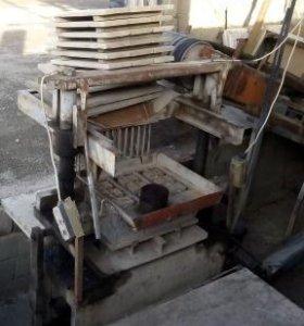 станки изготовления керамзитных отсевных блоков