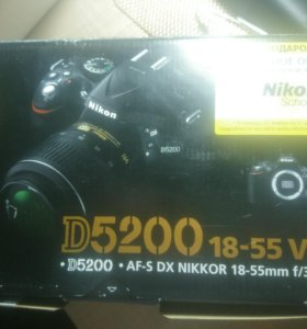 Фотоаппарат Nikon D5200 срочно