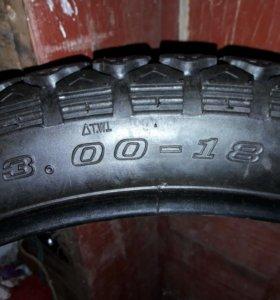 Покрышка для мотоцикла