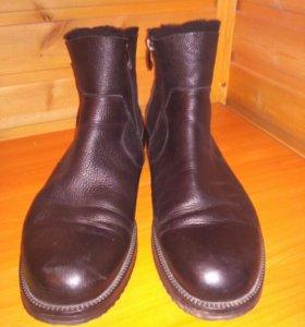 Зимние мужские ботинки 45