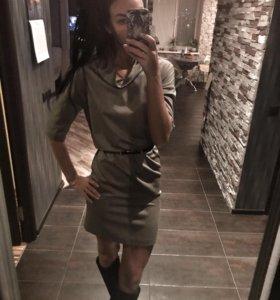 Офисное платье Elis