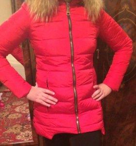 Куртка женская зимняя MONCLER