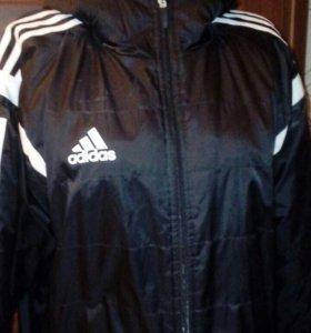 Фирменная куртка adidas