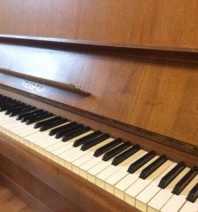 Пианино Петроф ( Чешское фортепиано PETROF )