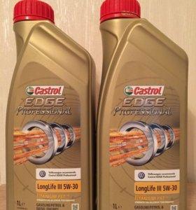 Моторное масло Castrol LongLife lll 5W - 30