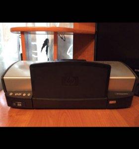 Принтер deskjet 5943