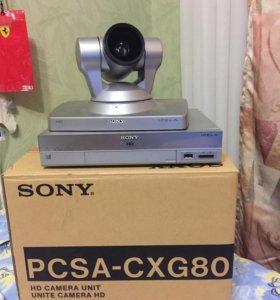 Камера конференц-связи Sony pcsa-cxg80