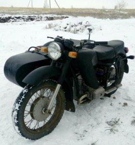 "Мотоцикл ""ДНЕПР МТ10-36"""