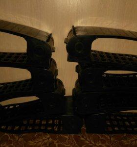 Пакетом этажерки для обуви